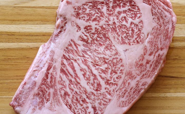 Wagyu is nonsense food